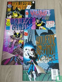 Wolverine / Gambit: Victims - complete serie