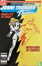 Jonni Thunder a.k.a. Thunderbolt 3