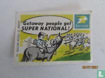 Getaway people get Super National