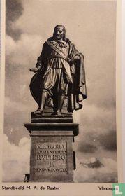 Standbeeld M.A.de Ruyter