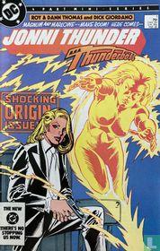 Jonni Thunder a.k.a. Thunderbolt 1