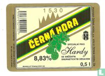Cerna Hora Hardy