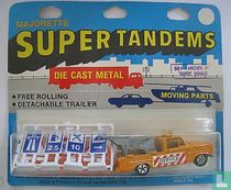 Dodge D Tow Truck