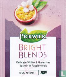 Delicate White tea & Green tea Jasmin & Passionfruit kopen