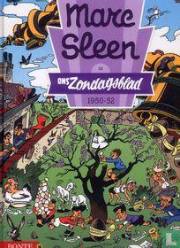 Marc Sleen in Ons Zondagsblad 1950-52 for sale