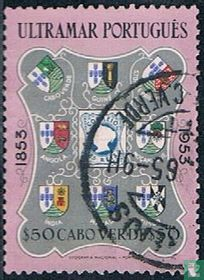 100 Jahre portugiesische Briefmarken
