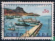 Hafen von São Vicente
