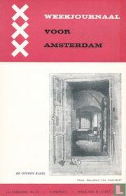 Uw weekjournaal voor Amsterdam 11