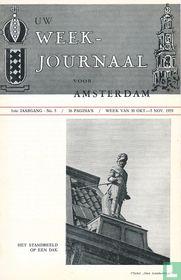 Uw weekjournaal voor Amsterdam 5