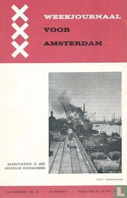 Uw weekjournaal voor Amsterdam 12