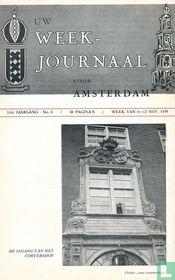 Uw weekjournaal voor Amsterdam 6