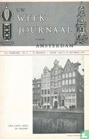 Uw weekjournaal voor Amsterdam 2