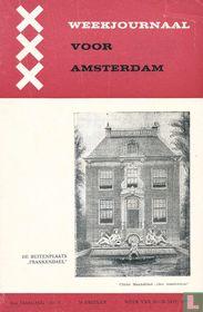 Uw weekjournaal voor Amsterdam 8