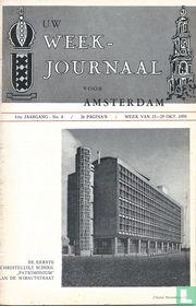 Uw weekjournaal voor Amsterdam 4