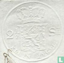 Clein segel 2½ st