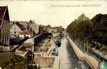 Maasticht kanaal Luik - Maastricht
