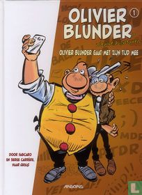 Olivier Blunder 1 t/m 3 HC Compleet for sale