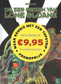 De zes reizen van Lone Sloane kopen