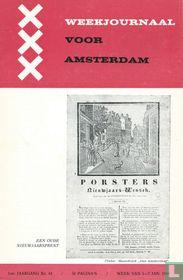 Uw weekjournaal voor Amsterdam 14