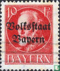 "King Ludwig III (""Volksstaat Bayern"")"