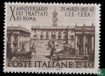 10 years Treaty of Rome for sale