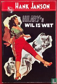 Hilary's wil is wet for sale