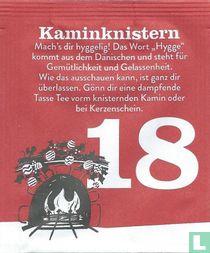 18 Kaminknistern