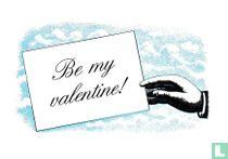 """Erika Rennel Björkman """"Be my valentine!"""""""