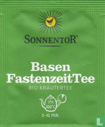 Basen Fastenzeit Tee