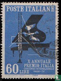 Prix « Italia » pour radio et TV acheter