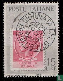 Journée du timbre acheter