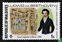150. Geburtstag von Ludwig van Beethoven