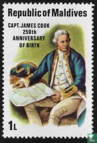 250 Jahre alter James Cook