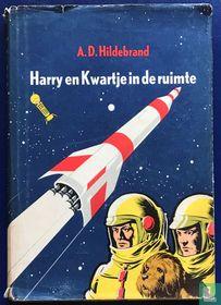 Harry en Kwartje in de ruimte kaufen