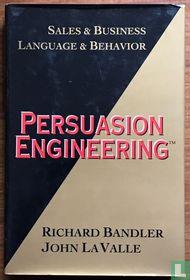 Persuasion engineering acheter