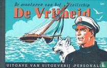 De avonturen van het zeilschip De Vrijheid acheter
