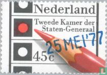 Elections - 2nd Chamber 'Overprint'