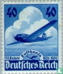 Lufthansa 1926-1936