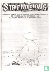 Stripnotering 19