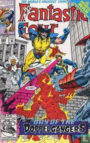 Fantastic Four 368