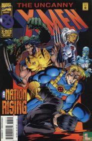 The Uncanny X-Men 323