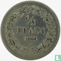 België ½ franc 1835