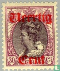 Queen Wilhelmina Aid Issue