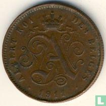 België 2 centimes 1911 (FRA)