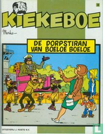 De dorpstiran van Boeloe Boeloe