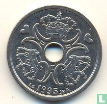 Denemarken 2 kroner 1995
