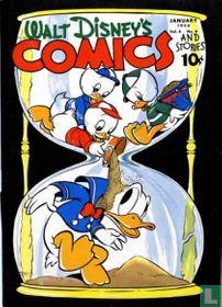 Walt Disney's Comics and Stories 40