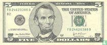 V.S. 5 Dollars B2