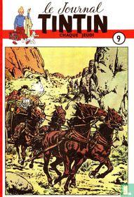 Tintin recueil 9