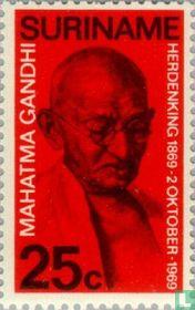 100e geboortedag Gandhi